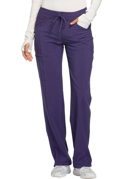 Infinity Low Rise Strait Leg Pant by Cherokee - AA Dietitian