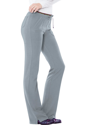 Heartsoul Women's Drawstring Scrub Pant - Average & Petite