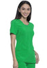 CLOSEOUT - Infinity Antimicrobial Round Neck Top