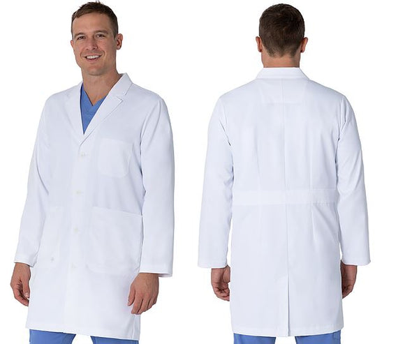 Healing Hands Unisex Luke Lab Coat - AA Dietitian