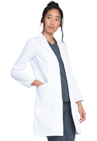 "Dickies Contemporary Fit 37"" Lab Coat - AA Dietitian"