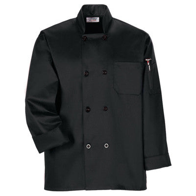 Production Coat in Black