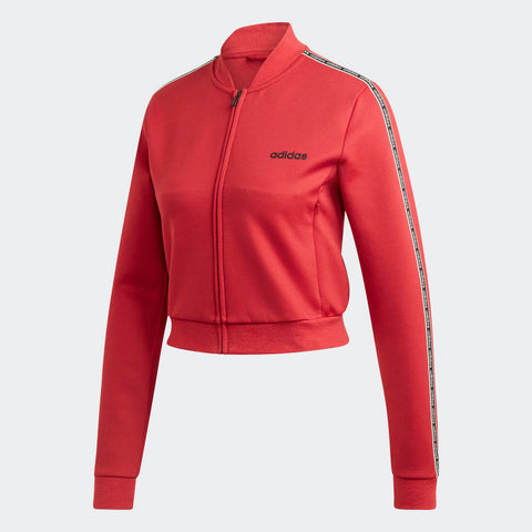 Adidas Women's Celebrate the 90s Track Jacket Red