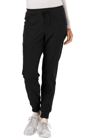 HeartSoul Break On Through Low Rise Jogger Scrub Pants