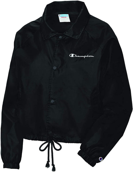 Champion Cropped Coaches Women's Jacket