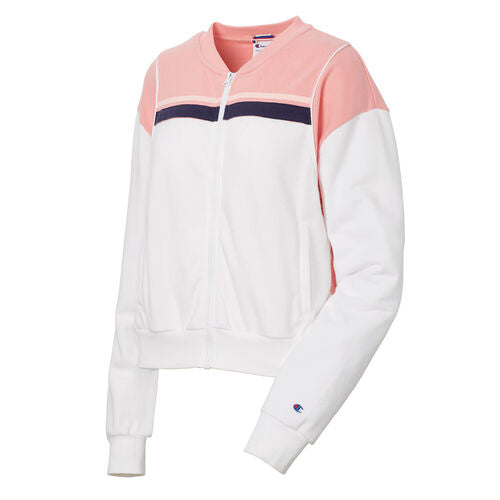 Champion Heritage Woman's Warm Up Jacket