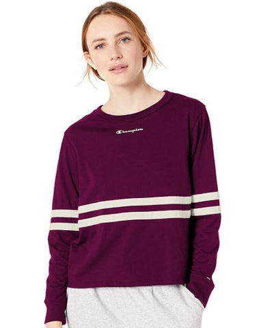 Champion Heritage Long Sleeve Women's Tee
