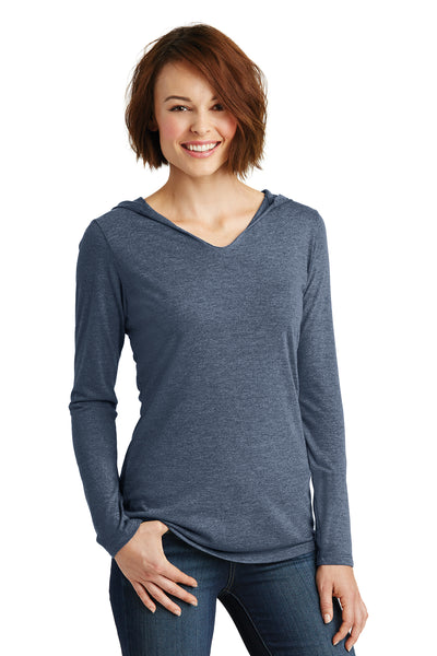 Women's Perfect Tri ® Long Sleeve Hoodie by District