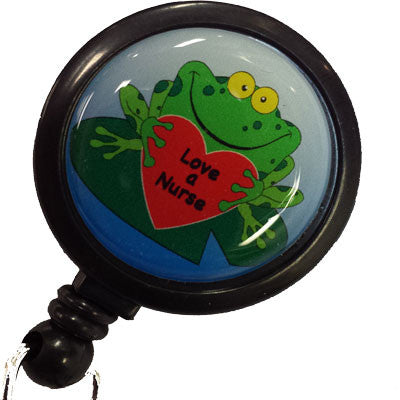 Retracteze Frog with Heart