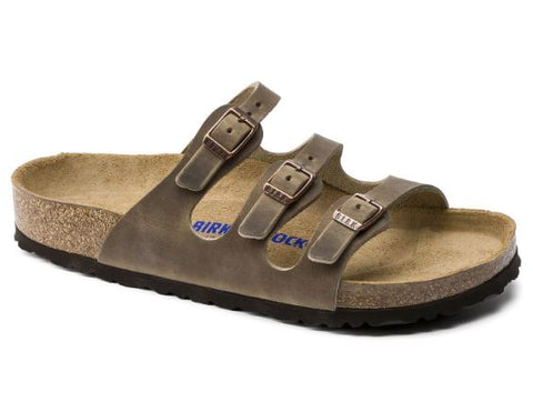 Birkenstock Florida Tobacco Brown