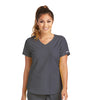 Skechers by Barco 3 Pocket Vitality V-Neck