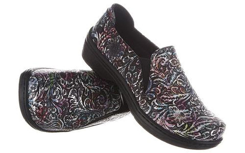 Women's Klog's Moxy - Rainbow Tooled