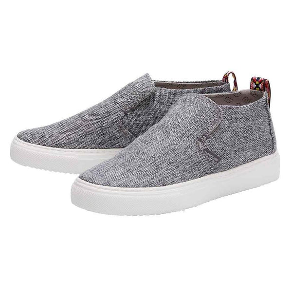 Hey Dude Peyton Linen Slip On