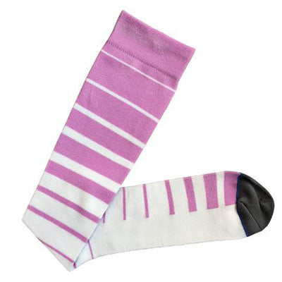 Prestige Medical Stripe Compression Socks