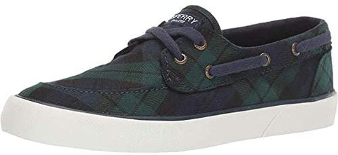 Sperry Women's Pier Boat Blackwatch Plaid