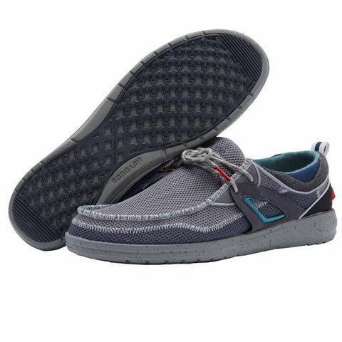 Hey Dude Wally Storm Dark Grey