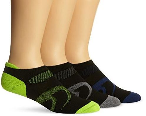 ASICS Women's Intensity Single Tab Running Socks (3 Pack)