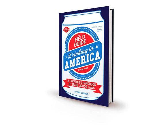 Field Guide to Drinking in America book