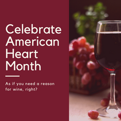 Another Excuse to Drink Wine: Your Heart!