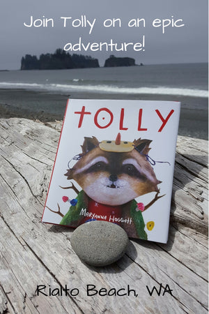 Tolly in the Wild!