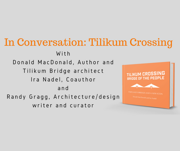 Promo for Tilikum Crossing book