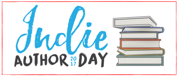 Indie Author Day banner