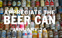 Appreciate 83 Years of the Beer Can