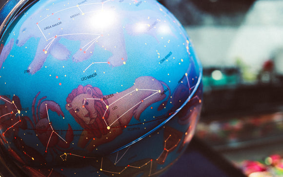 Astrological Sign Globe