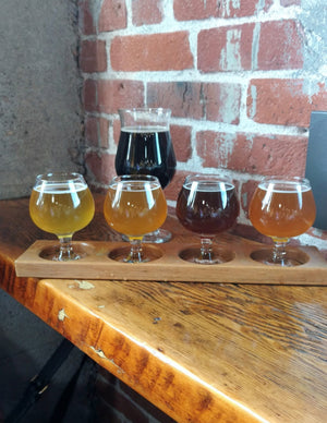 Celebrating Craft Beer at the Commons Brewery