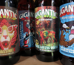 Q&A with Ashley Nesladek of Gigantic Brewing