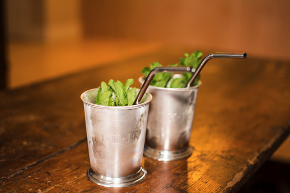The Mint Julep and the Kentucky Derby Go Hand in Hand