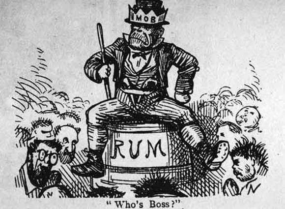 History of the Portland Rum Riot: A Spirit Worth Rioting over
