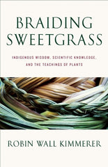 Braiding Sweetgrass Front Cover
