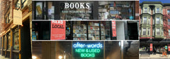 Indie Bookstores in Chicago, IL: After-Words, Bookman's Corner, Unabridged, Sandmeyer's Bookstore, and Myopic Books