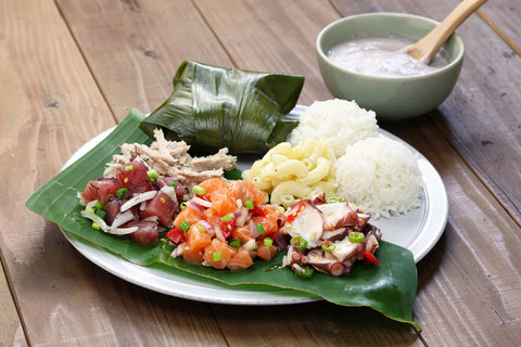 Traditional dish served during Makahiki Celebration