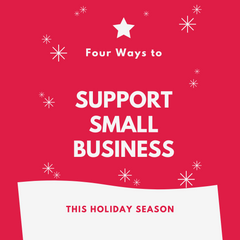 Support small business this holiday season
