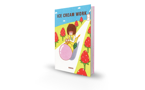 Ice Cream Work book cover