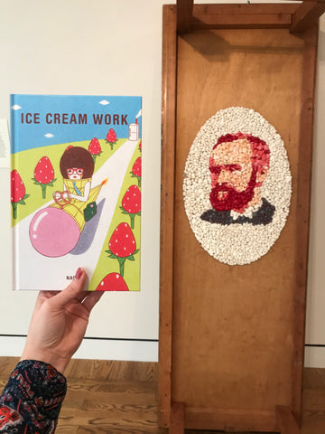Ice Cream Work x Egghead by Sean Healy, 2006