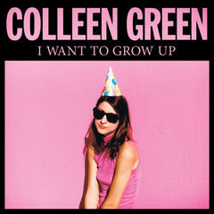Colleen Green I Want to Grow Up album cover