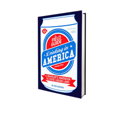 The Field Guide to Drinking in America by Niki Ganong cover image