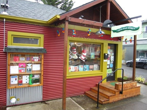 Green Bean Books, a children's bookstore in Portland, OR