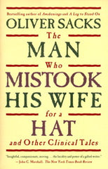 The Man Who Mistook His Wife for a Hat book cover