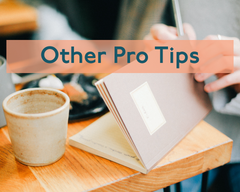 Other Pro Tips for Writing Query Letters