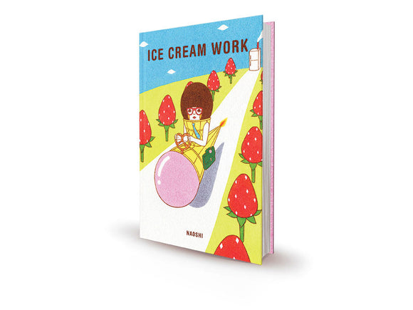 Ice Cream Work by Naoshi book cover