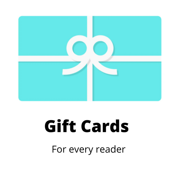 Overcup Press Gift Cards