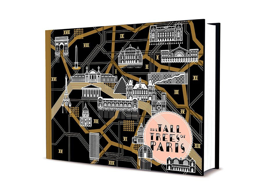 The Tall Trees of Paris by Matt Wagner book cover