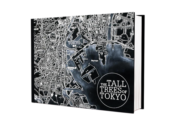 The Tall Trees of Tokyo by Matt Wagner book cover. Cover art by REI