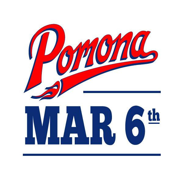 The Pomona Swap Meet & Classic Car Show March, 6th