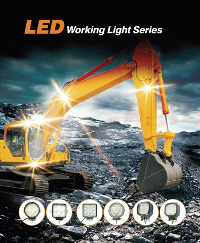 LED HD Working Light Series