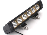 K Series Bevel Single Row Led Light Bar 14""